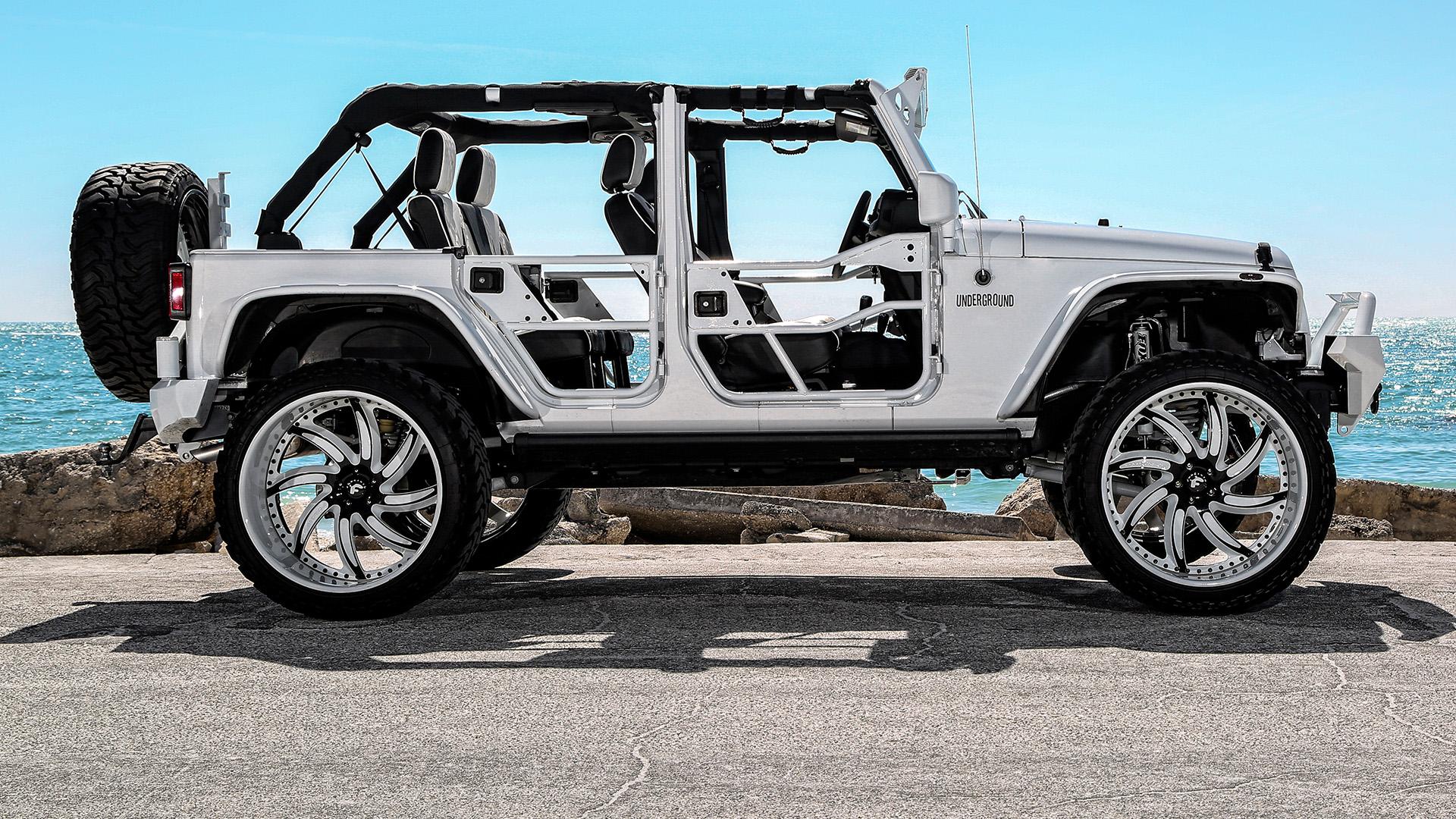 Crazy Modified Jeep Wranglers That Redefine TrendingMotorcom - Jeep car show near me