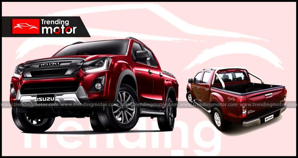 Izusu-D-Max-V-Cross-High-2018-trendingmotor