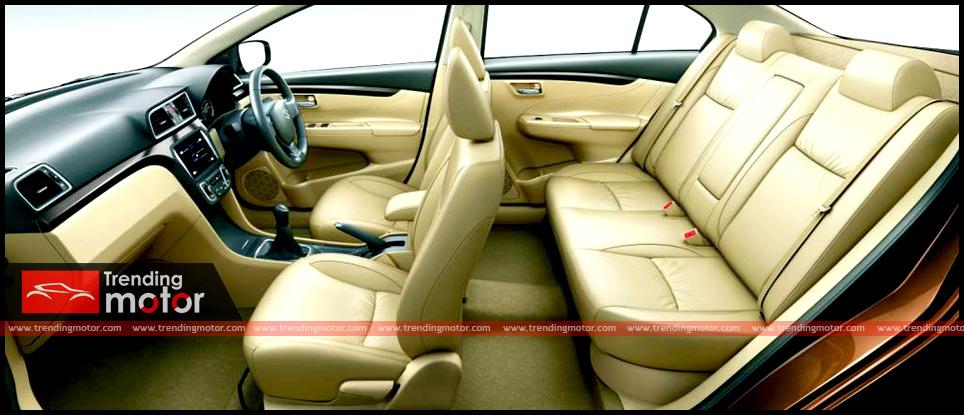 Maruti-Suzuki-Ciaz2018-interior-TrendingMotor