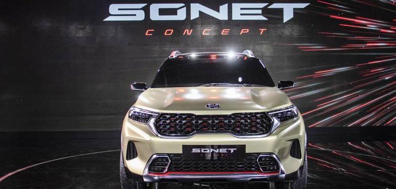 Kia Sonet Concept